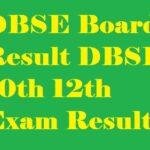DBSE Board Result